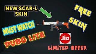 HOW TO GET Scar-L Skin for FREE IN PUBG PC Lite (PREDATOR GAMING ) GG